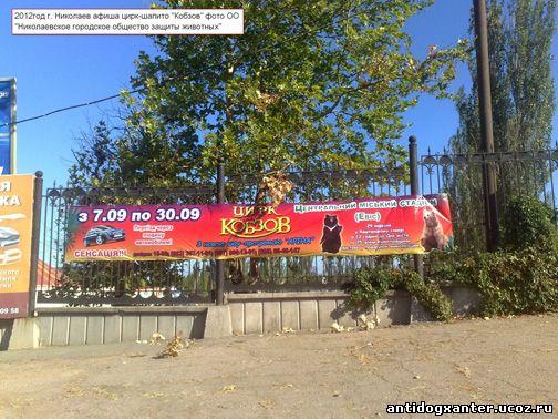 О том, как проходила эта проверка, в своем блоге написала известная зоозащитница, председатель Николаевского городского общества защиты животных Муза Махова