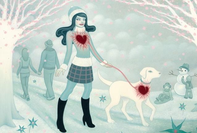 В Мурманске травят собак