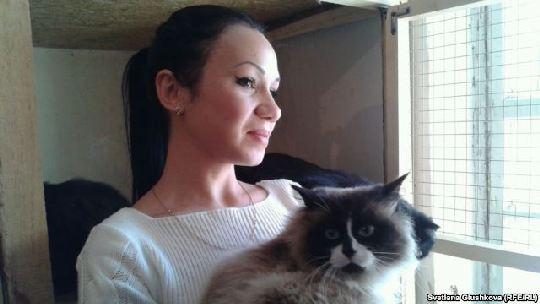 Приют для бездомных кошек в Астане