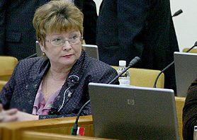 Депутат Законодательного Собрания Полина Клочинова