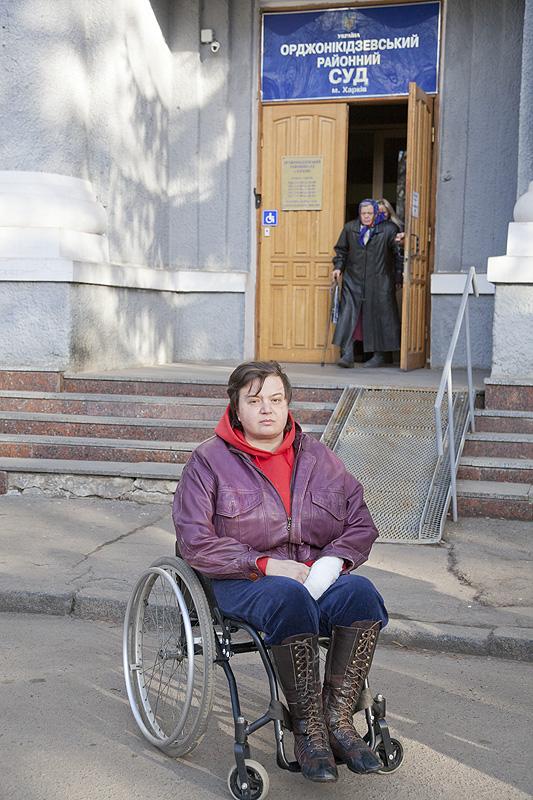 """Напомним МОД АнтиДогхантер создал петицию по факту причинения увечья и нарушения прав человека в отношении двух женщин инвалидов со стороны сотрудников Коммунального Предприятия """"ЦОЖ"""""""
