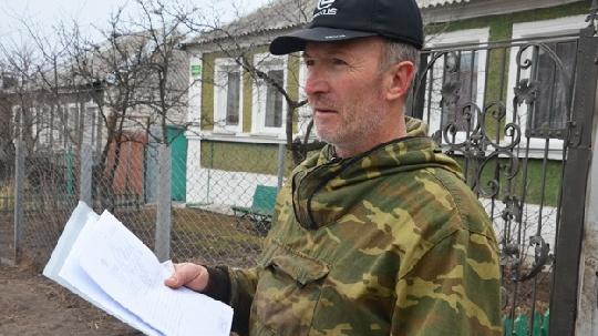 Директору Воронежского приюта для бездомных животных «Дора» Юрию Шамарину - срочно нужна помощь!